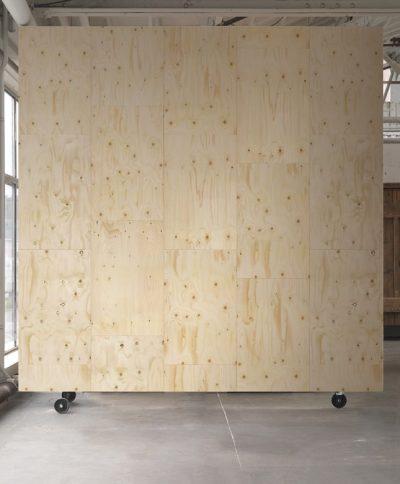 Piet Hein Eek Plywood behang | Interieur inrichting