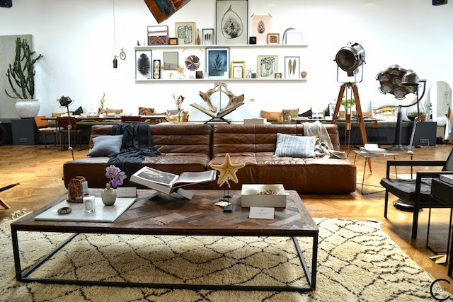 My visit to The Loft Amsterdam | masculine interior | the playing circle