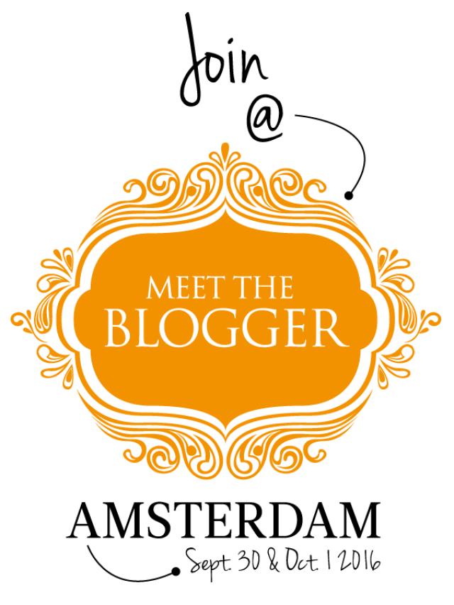 Meet The Blogger Amsterdam 2016