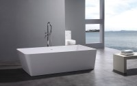 Gorgeous Bathtub With Beautiful View Id695 - Modern ...