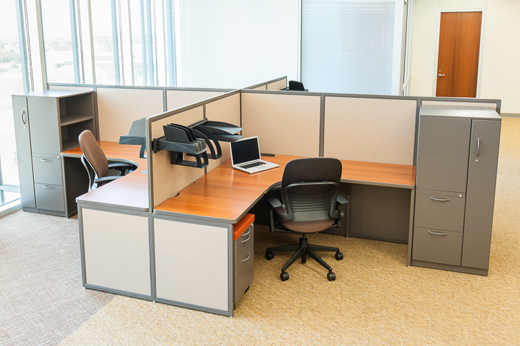 3d Brick Wallpaper For Walls Custom Office Cubicles Designed To Fit Your Office Setting