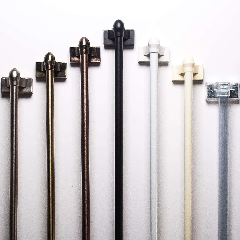 Curtain rod holders 2