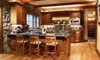 Rustic Italian Kitchen Curtain Designs - Interior design