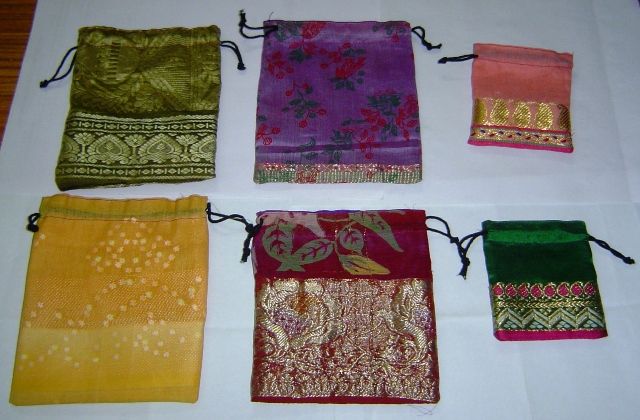 How Sarees Can Be Used To Decorate Home Interior