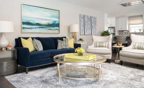 Medium Of Interior Living Room Designs