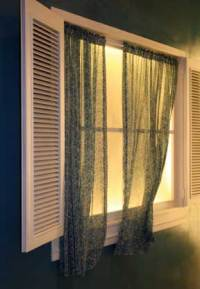 Casement Curtain Design Photograph Examples and Ideas