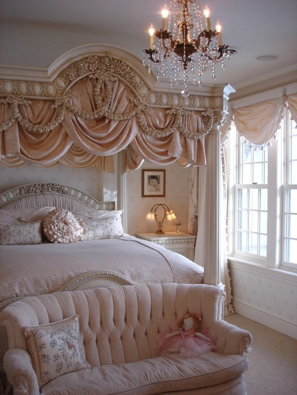 Girls Pink Bedroom Wallpaper Boudoir Bedroom Design Ideas Interiorholic Com