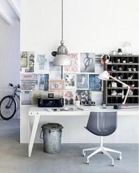 Creating Home Office On Budget | InteriorHolic.com