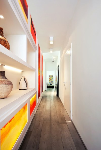 Narrow Hallway Design Ideas | InteriorHolic.com