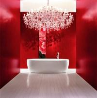 Arjun Hunurkar: Red Interior Design Ideas