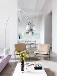 8 Contemporary Arc Floor Lamp Designs as a perfect ...