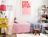 Cute Bohemian Bedroom - Interiors By Color