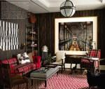 December ELLE Decor Living Rooms