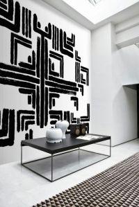Black And White Chevron Wallpaper For Wall | Joy Studio ...