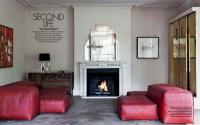 Second Life - Elle Decor Italy December 2013 - Interiors ...