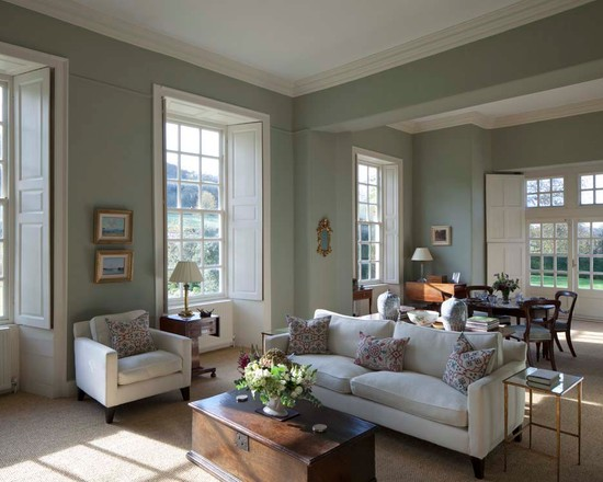 Ancestral Drawing Room Interiors By Color