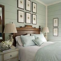 Southern - Interiors By Color (15 interior decorating ideas)