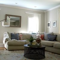 Benjamin Moore Edgecomb Gray Paint Color Ideas - Interiors ...