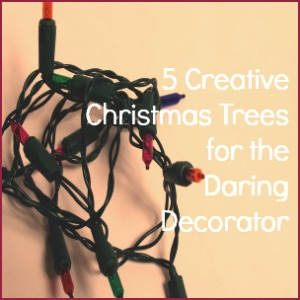 Creative Christmas trees