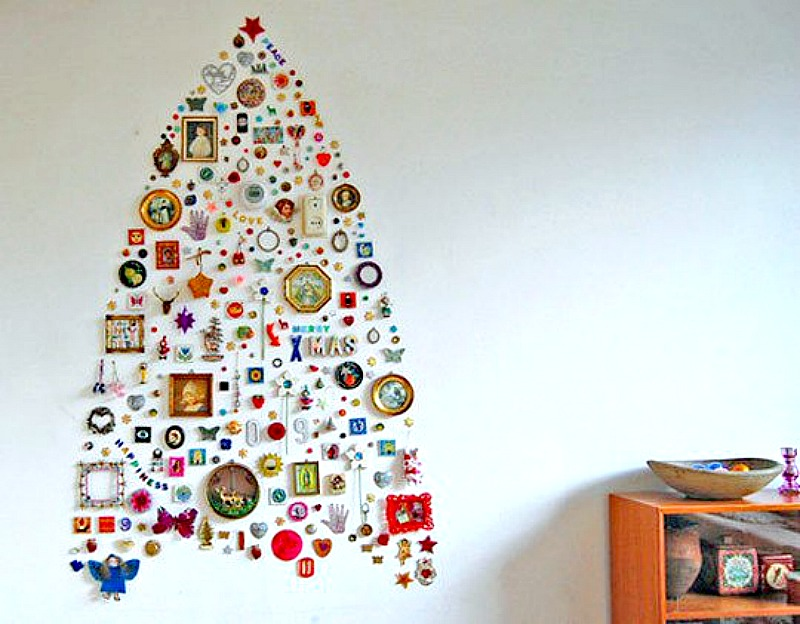 Creative Christmas Trees For The Daring Decorator