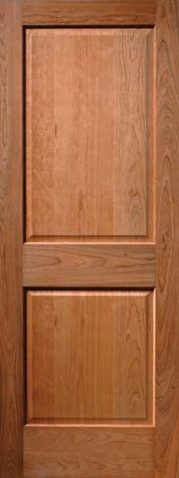 Raised Panel Interior Wood Doors | Craftsman Series