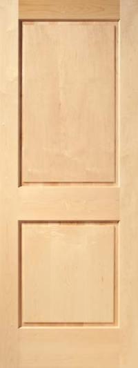 Interior Raised Panel Doors | Interior Wood Doors ...