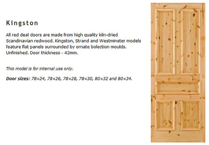 Finishing Panels For Security Doors Kingston Dibi  sc 1 st  Sanfranciscolife & Doors Kingston - Sanfranciscolife