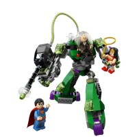 LEGO #6862 Super Heroes Superman Vs Power Armor Lex