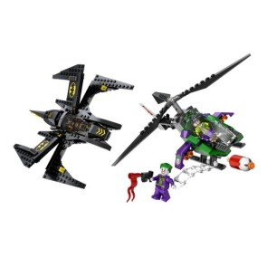 LEGO #6863 Super Heroes Batwing Battle Over Gotham City