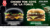 STAR WARS – JEDI BURGER