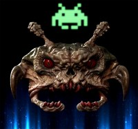 Space Invaders Extreme To The Max