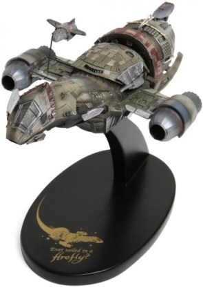 Firefly Serenity 1/400 Scale Model