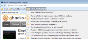 Mozilla plans to remove RSS feed reader and Live Bookmarks support from Firefox – gHacks Tech News