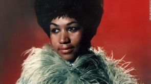 Aretha Franklin the Queen of Soul has died