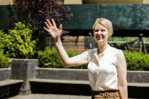 Cold rooms 'notoriously sexist'? Cynthia Nixon seeks 76-degree setting for Cuomo debate.