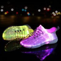 Light Up Sneakers  make sure every step you take is seen