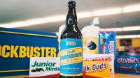 Americas only remaining Blockbuster store gets its own beer