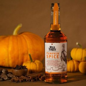 Wild Turkey trolls real bourbon fans with phony pumpkin spiceflavored whiskey ad