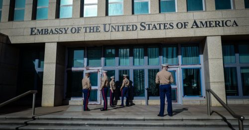 Microwave Weapons Are Prime Suspect in Ills of US Embassy Workers