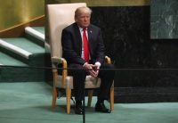 People actually laughed at a president At UN speech Trump suffers the fate he always feared