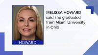 Melissa Howard former Florida House candidate could serve probation over fake diploma