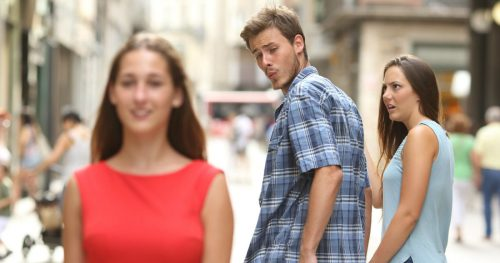 Swedens ad regulator says Distracted Boyfriend meme is sexist