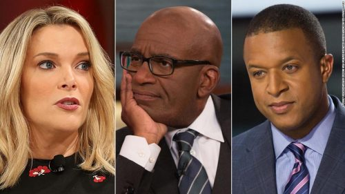 NBC shows Megyn Kelly no mercy over blackface comments