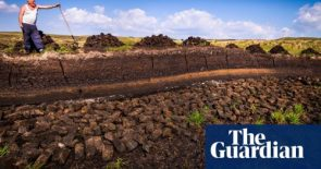 End of an era as Ireland closes its peat bogs 'to fight climate change'