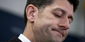 Paul Ryan says one of his biggest regrets is the ballooning federal deficit The evidence shows he has himself to blame