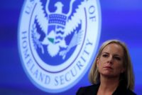 Trump is preparing to remove Kirstjen Nielsen as Homeland Security secretary aides say