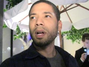 'Empire' Star Jussie Smollett Beaten in Homophobic Attack By MAGA Supporters