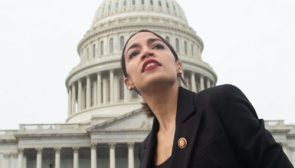 Meme of Alexandria Ocasio-Cortez called racist shared in Williamson County Republican Party email