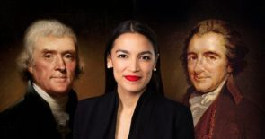AOC Thinks Billionaires Are a Threat to Democracy So Did Our Founders