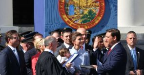 Ron DeSantis becomes Floridas newest governor Our rights are endowed by God not government